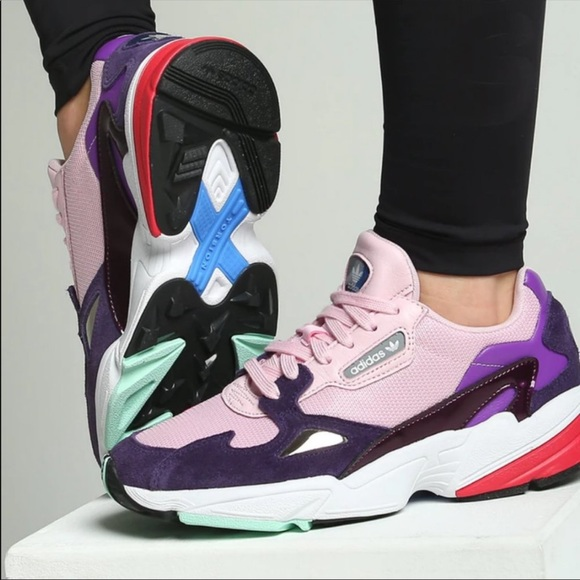 Falcon Chunky Sneakers Pink Legend